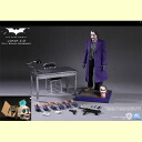 HOTTOYS hot toys movie masterpiece DX11 [Dark Knight] Joker (version 2.0) [with bonus Accessories: 1 / 6 scale figure