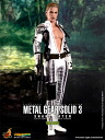 Hot toys video game masterpiece: Metal Gear Solid 3: Snake Eater, the boss 1 / 6 scale figure
