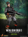 Hot toys video game masterpiece: Metal Gear Solid 3: Snake Eater, Naked Snake (sneaking suit version) 1 / 6 scale figure