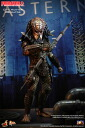 "HOTTOYS hot toys movie masterpiece ""predator 2"" city hunter predator 1/6 scale figure skating"