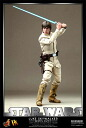 "Hot toys movie masterpiece DX07 STAR WARS ""Star Wars"" 1/6 scale rook sky Walker (Beth pin version)"
