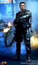 2 hot toys movie masterpiece DX10 TERMINATOR2 terminator 1/6 scale figure skating T-800