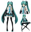 No. 632 メディコムトイ RAH real action heroes miku -PROJECT DIVA F-