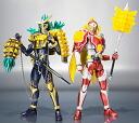 Bandai S. H. s.h.figuarts Kamen Rider armor Wu pin arms & Kamen Rider Baron mango arms set