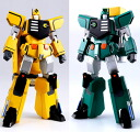 Bandai super robot chogokin brave King gaogaigar wind Dragon-Thunder Dragon & big order room & key to victory