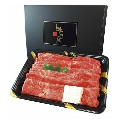 神戸牛乃匠 神戸ビーフすき焼き用