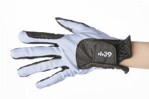 FIT39(フィット39) ゴルフグローブ 水色/黒 MIC(ミック) 左手用・右手用
