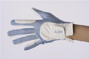 FIT39(フィット39) ゴルフグローブ 水色/白 MIC(ミック) 左手用・右手用