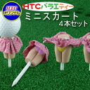 Joke Funny Golf Tee (Mini skirt, 82mm×4)
