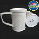 Golfball mug Cup golf gadgets, golf giveaway prizes golf equipment gift gifts competition prize items Secretary attire birthday gifts gifts