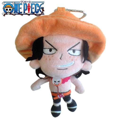 ONE PIECE(ワンピース)  エース ボールポーチ(2個用)