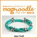 여자 프로에 인기 magnoodle 마그누드르브레스렛트 Aqua Tooth MAG-030[액세서리 소품][골프 공모 경품 상품][골프 용품 기프트 선물]