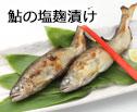 中央水産 鮎の塩麹漬け