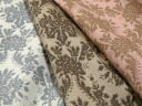 Japan-made cotton 20 stretch Arabesque Print 4-color P