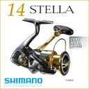 Shimano reel 14 Stella (Stella 14) C3000HG SHIMANO REEL 14 STELLA C3000HG fishing fishing Jig reels spinning reel salt water (sea & sea) Higa jerking horse mackerel