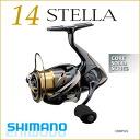 Shimano reel 14 Stella (Stella 14) 1000 PGS SHIMANO REEL 14 STELLA 1000PGS fishing fishing Jig reels spinning reel salt water (sea & sea) Higa jerking horse mackerel