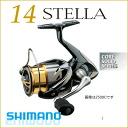 Shimano reel 14 Stella (Stella 14) 2500 SHIMANO REEL 14 STELLA 2500 fishing fishing Jig reels spinning reels Chivas Grassi rockfish saltwater (sea & sea)