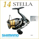Shimano reel 14 Stella (Stella 14) 2500 S SHIMANO REEL 14 STELLA 2500S fishing fishing Jig reels spinning reels Chivas Grassi mbar