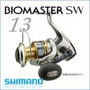 Shimano SHIMANO 13 bio master SW 10000HG fishing fishing Jig reels spinning