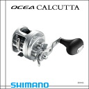 030597 オシアカルカッタ 13 301 HG (left handle) Shimano SHIMANO 13-OCEA CALCUTTA 301HG ( LEFT-HANDLE ) fishing fishing Jig Baytril salt offshore choice for light jigging amberjack Kingfish