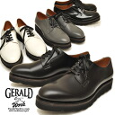 Large favorite-style of the work of GERALD Work Gerald work U.S.A.! The the postman shoes which are decided on preppy