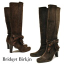 Bridget Birkin Bridget Birkin Ribbon ornament is taking the as to your taste! 2WAY silky boots ladies boots leather