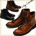 Chukka boots mens quilted ornament is a United Kingdom-style CITY COMBO シティコンボ