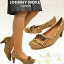 Moccasin suede moccasins pumps bijoux pumps JOHNNY MOKE Johnny make ladies pumps leather loafer