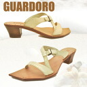 From snakes strap Mule Sandals GUARDOLO ガルドロ ladies mule sandal leather arrow PRICE DOWN ↓
