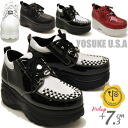 Studded rubber sole shoe thickness bottom shoes Pratt form sneakers YOSUKE POP &CULTURE Yosuke shoes store