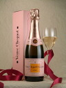 Veuve Clicquot Rose label [NV] Veuve Cliquot Rose Label half