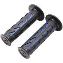 SFHG-GLP222-BU 히로 치 상사 고무 그립 7/8 인치 (22.2 mm) 파랑
