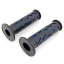 SFHG-GLP222-BU 고무 그립 7/8 인치 (22.2 mm) 파랑 좌우 쌍 ○
