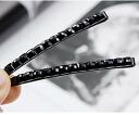(1 yen ★) (Tim sale) black hair pinned 0222 ★ ★ ladiesaxesalinecklace earrings natural stone formal wedding dress party power, etc. over 5,000 yen (5000 yen or more customers only!!) auktn02P13Dec14