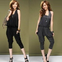 It is ★ _auktn_50offfs3gm02P30Nov13 more than 5,000 yen such as one piece tunic leggings wedding ceremony party long sleeves in spring latest black and 0491 gray all-in-one one piece ★ Lady's