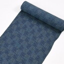 Komon cloth monmokomon たんもの synthetic indigo color of geometric patterns kka4435