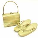 Sandals kindergarten recycling second-hand dress three core enamel case skin bag type soul bag olive green kka5657.