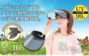 Sunburn measures sunburn prevention UV cut NEW UV sun visor