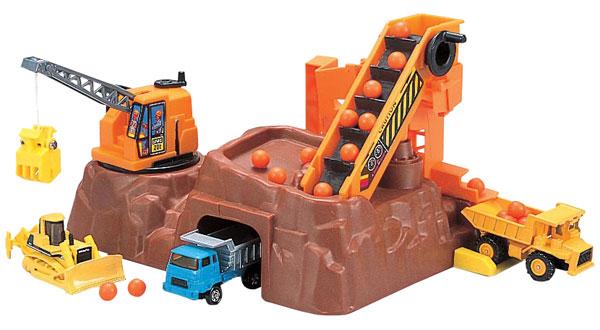 Construction Site Toys : 【楽天市場】トミカワールドアクション建設現場 タカラトミー おもちゃ ミニカー プラキッズ トミカタウン