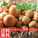 2014 ☆ start shipping! It's from Hokkaido, jade SS set (potato & onion) 10 kg