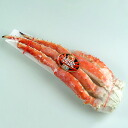Frozen Taraba crab legs leg 1 kg * additional shipping fee if you to ship this item is for frozen goods, refrigerated products.