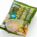 HOKKAIDO HAKODATE salt flavored  ramen noodle [gagome konbu tororo]