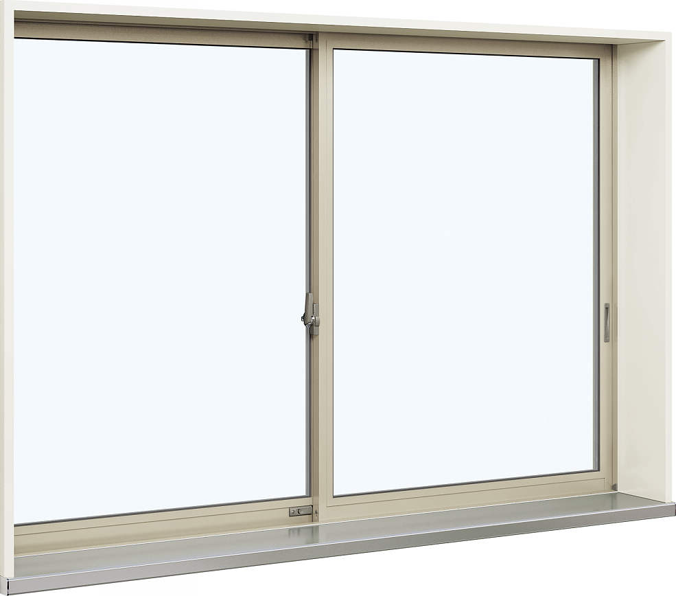 【楽天市場】YKKAP窓サッシ 出窓 台所用[出窓150] 持ち出し枠 フレミングJ枠・障子セッ