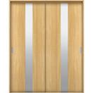 木質枠アルミ引戸