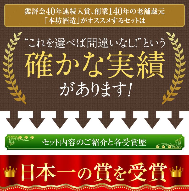 製造場代表受賞した本坊酒造の芋焼酎薩摩紅と黒麹仕立て桜島