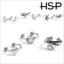 316L stainless steel variety charm ear caph