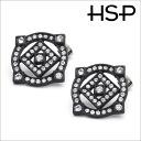 Big impact hall titanium pierced earrings (one pair of )auktn!)