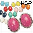 Impact drop earrings (1 pair)