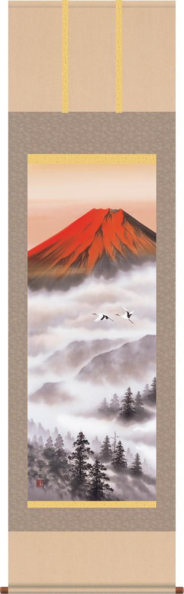 赤富士飛翔