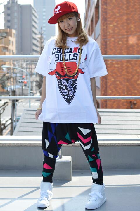 【楽天市場】b系 ヒップホップ ストリート系 ファッション レディース サルエルパンツ 【BB,LP,DA,001】 BRINGBRING  ブリンブリン サルエル 七分丈 パンツ ダンス